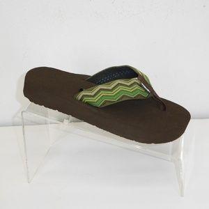 NWOT Teva Flip-flops Size 7 #238